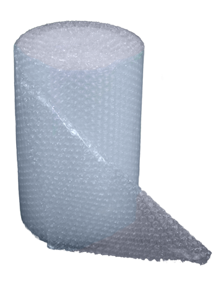 "3/16"" Small Bubble Wrap 12"" x 25 ft (Unroll)"