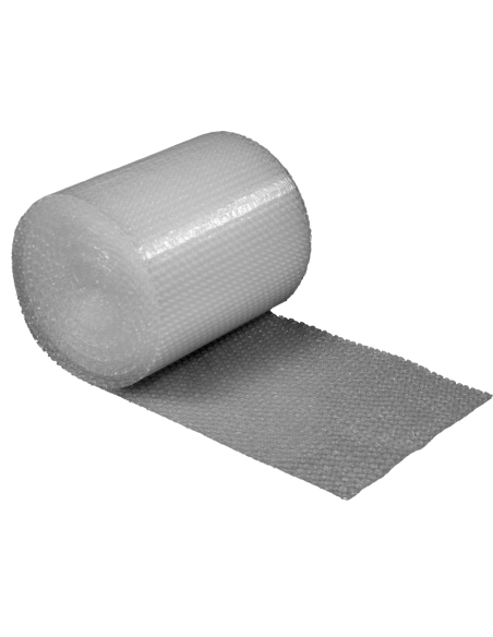"""3/16"""" Small Bubble Wrap 12"""" x 50 ft (Unrolled Side)"""