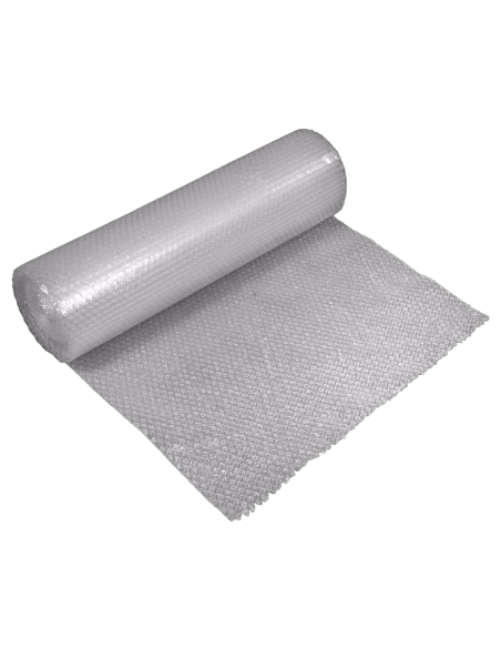 """3/16"""" Small Bubble Wrap 24"""" x 20 ft (Unrolled Side)"""