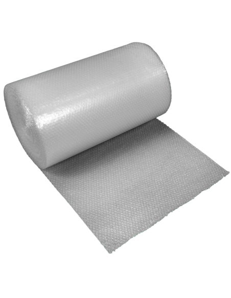 """3/16"""" Small Bubble Wrap 24"""" x 100 ft (Unrolled Side)"""