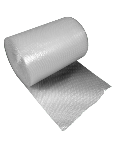 "3/16"" Small Bubble Wrap 24"" x 150 ft (Unrolled Side)"