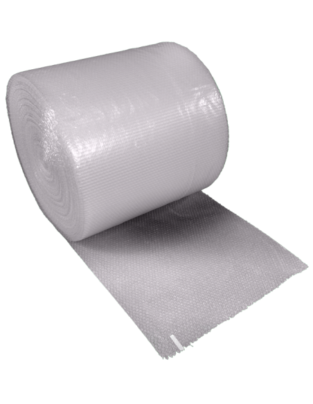 """3/16"""" Small Bubble Wrap 24"""" x 250 ft (Unrolled Side)"""