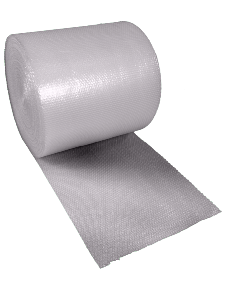 """3/16"""" Small Bubble Wrap 24"""" x 300 ft (Unrolled Side)"""