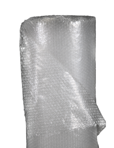 "3/16"" Small Bubble Wrap  48"" x 50 ft (Unroll Close-Up)"