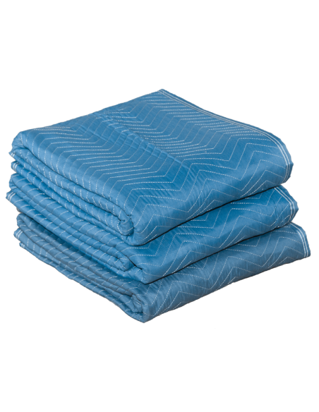 3 Pack Moving Blankets Microfiber Woven 72 Quot X 80 Quot Mbo 85