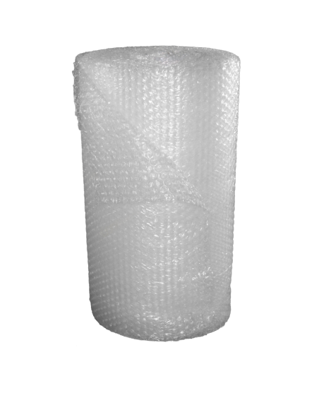 "1/2"" Large Bubble Wrap 48 inch height x 100 ft length (Front Unrolled)"