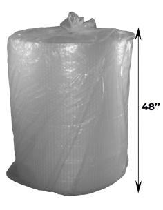 """5/16"""" Medium Bubble Wrap 48 Inch Height x 375 ft Length (Front in the Bag)"""