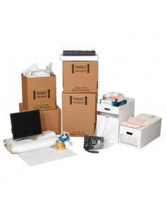 4 Bedroom Home Moving Kit
